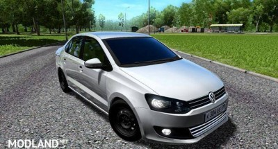 Volkswagen Polo Sedan 1.6 AT [1.5.9]